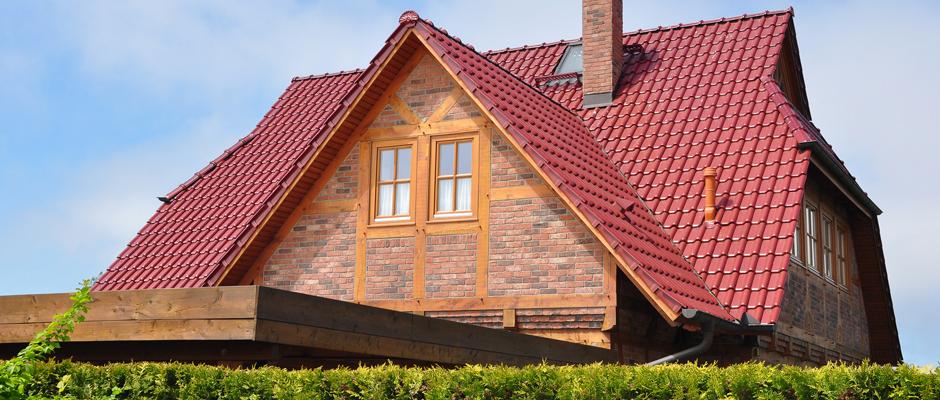 Schönes Dach